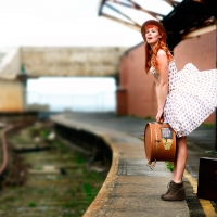 Travelling RedHead