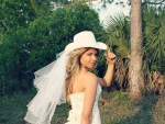 Cowgirl Bride..