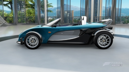 LOTUS 340R '2000 - 2000, Microsoft, PC, Forza Motorsport, Forza Horizon 3, LOTUS, Xbox, LOTUS 340R, 00, GAME, Racing, 1920x1080, Xbox One, Turn 10, Microsoft Studios