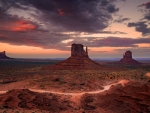 Earth's Monument Valley