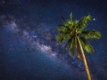 Milky Way from Siargao Island-Philippines