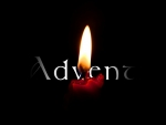 Advent flame