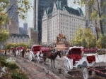 Central Park Carriages F