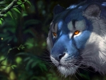 The Blue Tiger