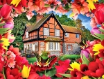 Autumn Cottage F
