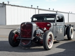 1935 Custom Ford Hot Rod
