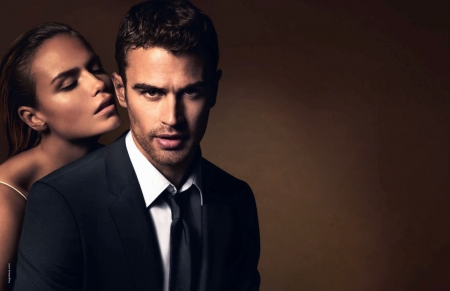 Theo James - Theo James, boss, girl, actor, man, woman