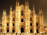 Dome of Milano, Italy