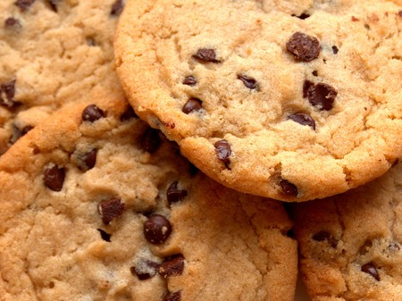 Chocolate Chip Cookies - cookies, cookie, chocolate chip cookies