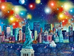 Manhattan Celebration