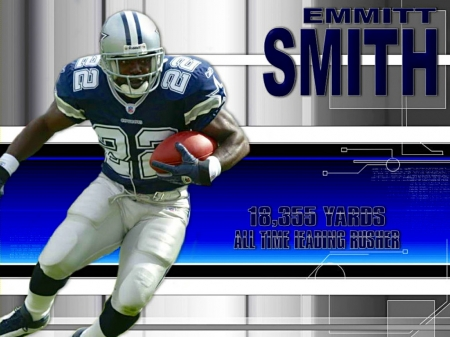 emmitt smith football sports background wallpapers on