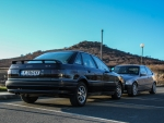 Audi 80 and BMW