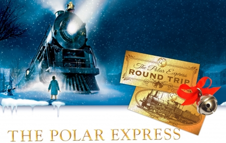 the polar express other abstract background wallpapers
