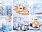 Gorgeous Christmas Collage