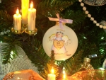 God Bless You (Ornament) At Christmas! : )