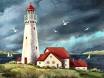 Stormy Lighthouse F