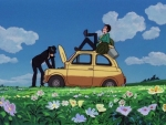 Lupin The Third The Castle of Cagliostro