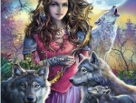 Patroness of Wolves