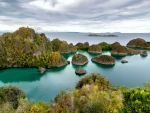 Rajaampat Islands, Indonesia