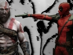 Kratos & Deadpool