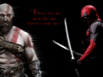 Kratos and Deadpool's Philosophy