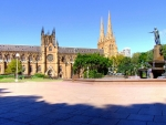 St Marys Cathedral Sydney