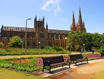 St Marys Cathedral in Sydney