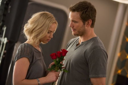 Passengers - pratt, chris, movie, Passengers