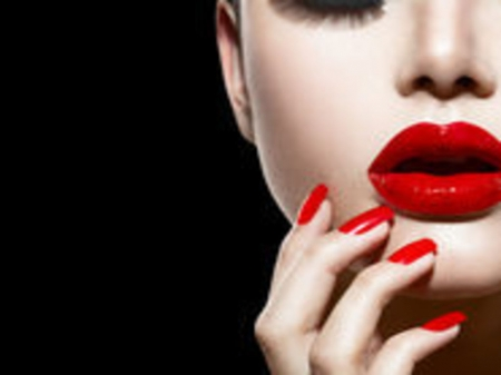 ♥ - Sexy, Nail, Model, Fashion, Lips