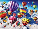 Above the Skies - Balloons F