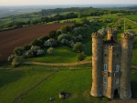 Broadway Tower , Worcestershire, England