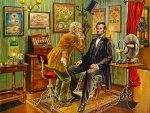 Checkup - Abraham Lincoln