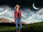 Rocky Top Cowgirl..