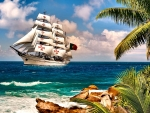 Sailing in Paradise F1Cmp