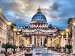 The Basilica of St. Peter