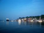 Early Morning, Castine