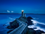 Lighthouse In The Night