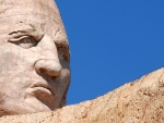 Crazy Horse Closeup