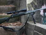 Barrett M82 Sniper Rifle