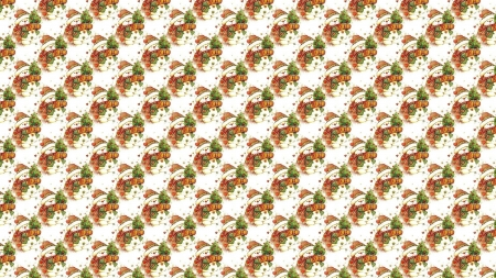 Texture - christmas, red, paper, snowman, pattern, craciun, green, white, texture