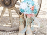 Boots and Bouquet ,