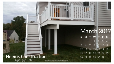 Composite Deck - maryland deck builders, deck builder, custom deck, composite deck