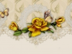 YELLOW ROSE DESIGN