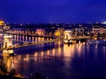 Danube River Bridge