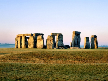 Stonehenge - England, scenery, photography, beautiful, Wiltshire, photo, National Moument, wide screen, architecture, Stonehenge