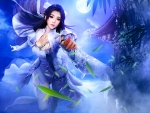 Asian Fantasy Art