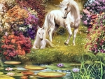 Enchanted Garden Unicorn