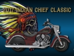 2017 Indian Chief Classic