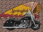 2017 Indian Springfield 3