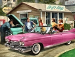 The Pink Caddy FC